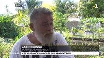 Nuisances sonores : le voisin du camp militaire d'Arue est à bout de nerfs