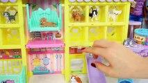 Barbie Pet Shop Japonais Jouet Barbie Magasin de Jouet pour animaux de compagnie Magasin d'Animaux de compagnie Barbie