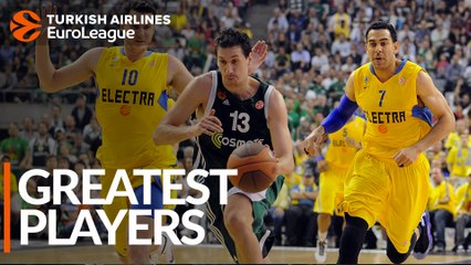 Greatest Players: Dimitris Diamantidis