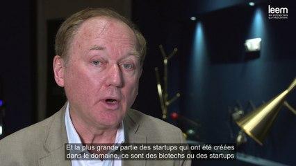 Santé 2030 - Interview de Patrick Tabeling
