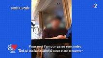 Une journaliste de France 2 teste une application de rencontre et filme en caméra cachée