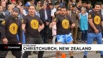 Un haka en hommage aux victimes de Christchurch