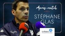 Stéphane Glas : « Il faut prendre des points à Perpignan »