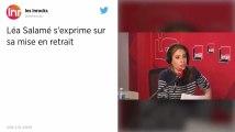 Européennes : Léa Salamé se met en retrait pour ne pas se faire « instrumentaliser »
