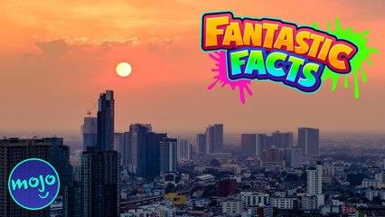 THAILAND! — Fantastic Facts