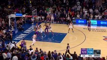 Basket-Ball - NBA - Mario Hezonja Denies LeBron James GAME-WINNER! - Lakers vs Knicks  March 17 2019