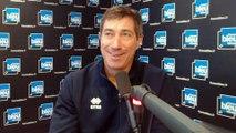 Laurent Tillie, le sélectionneur de l'équipe de France de volley-ball
