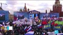 Crimée: Poutine à Sébastopol pour les 5 ans de l'annexion