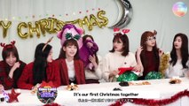 [ENG SUB] 181225 [VLIVE] IZ*ONE's Christmas Party