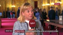« Les commerçants à Paris sont à bout de souffle » estime Catherine Dumas
