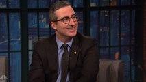 John Oliver Shames Jay Leno For Relentlessly Shaming Monica Lewinsky