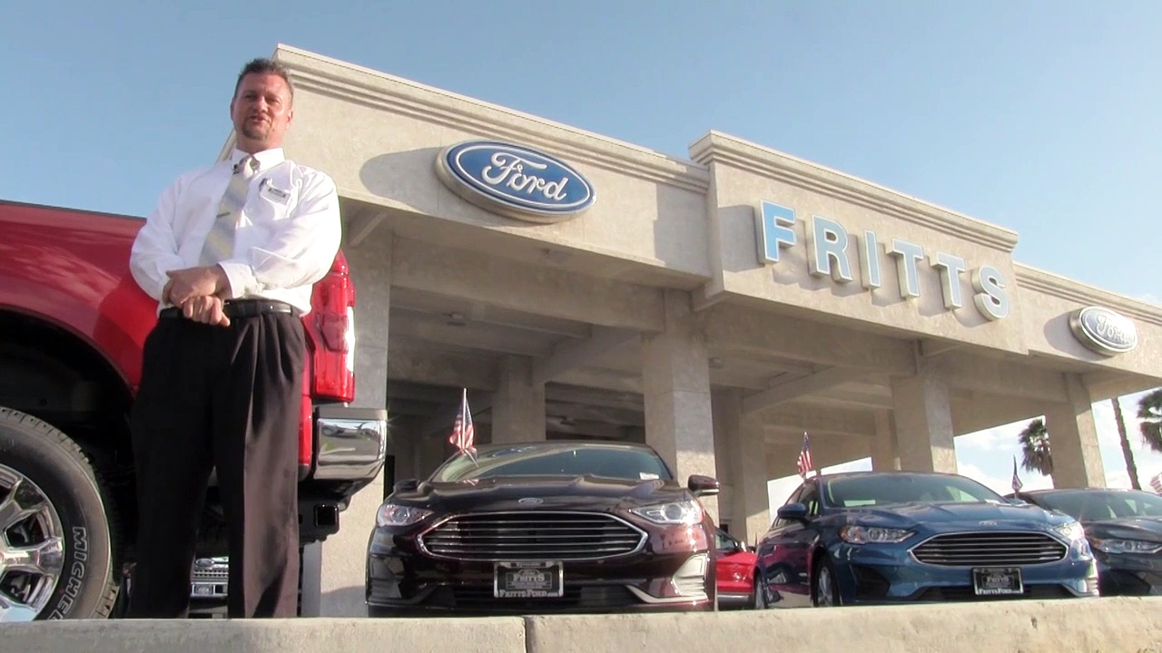 Ford Dealership Fritts Ford | Best Ford Deals Riverside CA