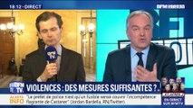 """Guillaume Larrivé: """"Le ministre de l'Intérieur a démontré ces dernières semaines sa totale incapacité"""""""