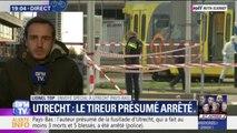 L'auteur présumé de la fusillade à Utrecht a été arrêté