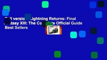Full version  Lightning Returns: Final Fantasy XIII: The Complete Official Guide  Best Sellers