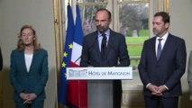 Interdiction de manifester, nouveaux moyens... Ce qu'a annoncé Édouard Philippe après les violences de samedi