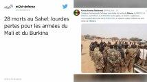Mali. Le bilan passe à 23 militaires tués dans une attaque contre l'armée dans le centre du pays