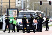 فيديو: هولندا تعتقل التركي منفذ هجوم الترام في أوتريخت
