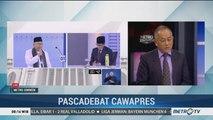 Pascadebat Cawapres Ma'ruf Amin vs Sandiaga Uno