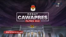 <i>Highlight</i> Debat Cawapres 2019 Ma'ruf Amin vs Sandiaga Uno