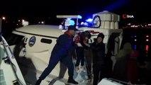 - İzmir Çeşme'de 54 düzensiz göçmen yakalandı