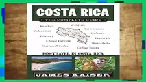 Best product  Costa Rica: The Complete Guide: Ecotourism in Costa Rica (Color Travel Guide) -
