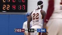 JaCorey Williams (19 points) Highlights vs. Delaware Blue Coats