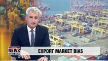 South Korean export market concentrated on specific industries: KERI