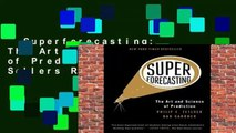 Superforecasting: The Art and Science of Prediction  Best Sellers Rank : #2