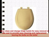 Magnificent Bemis 200Slowt 068 Liftoff Plastic Round Slowclose Toilet Ncnpc Chair Design For Home Ncnpcorg