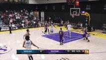 Spencer Hawes Posts 11 points & 11 rebounds vs. Santa Cruz Warriors
