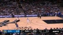 NBA : Curry de très loin !