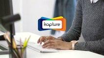 Kapture Sales CRM Demo - Sales Tracking System