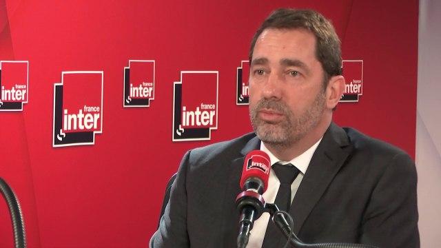 """Christophe Castaner, ministre de l'Intérieur : """"samedi dernier, nous savions que 1500 casseurs venaient [aux manifestations parisiennes] ceux qui y assistaient sont complices"""""""