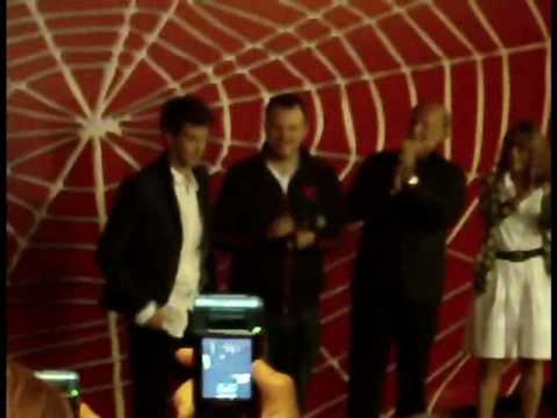 Destapa Columbia Pictures en Cancún al nuevo Spider-Man