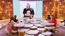 D'habitude très froid sur les plateaux de télé, Alain-Fabien Delon se lâche face à André Manoukian - Vidéo