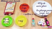 Biscuits Emojis - Emoji Cookies | Biscuit Recette en français | Biscuit Recette en français