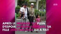 Laeticia Hallyday Son Beau Message Pour Lanniversaire De