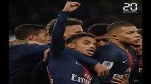 Clasico: Le PSG bat l'OM 3-1 au Parc des Princes