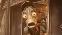 Oddworld: Soulstorm releases an impressive cinematic sequence