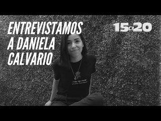 Entrevista con Daniela Calvario | ¡Revela qué canción le ha dedicado a su amor!