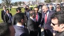Adalet Bakanı Abdulhamit Gül, Bolu Adalet Sarayı 'nın açılışını yaptı