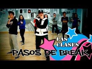 Pasos de Break.  Break Dance con Foves.