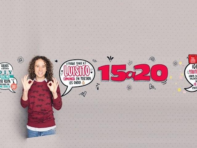 VChat15a20 con Luisito Comunica