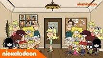 Bienvenue chez les Loud | Clones Cascadeurs | Nickelodeon France