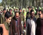 Opening cermoney of PLC and Community Watch Wing held in Police Lines Attock by DPO Attock syed shehzad nadeem bukhari.