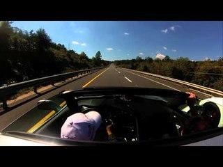 Chevrolet Corvette C7 Stingray 2014 prueba de manejo