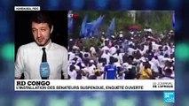 RD Congo : Tshisekedi suspend l'installation des sénateurs tout juste élus