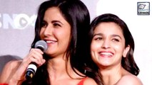 Here's How Katrina Kaif Reacted After Watching Alia Bhatt's Dance Moves In Kalank