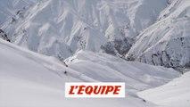 Aurélien Ducroz dans un ski-trip en Iran - Adrénaline - Ski freeride